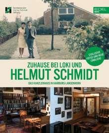 Zuhause bei Loki und Helmut Schmidt, Buch
