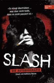 Anthony Bozza: Slash, Buch