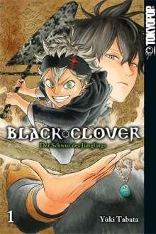 Yuki Tabata: Black Clover 01, Buch