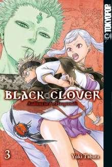 Yuki Tabata: Black Clover 03, Buch