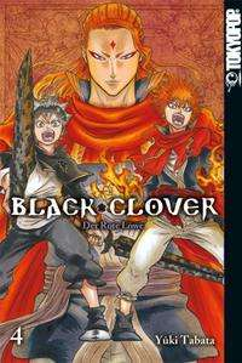 Yuki Tabata: Black Clover 04, Buch