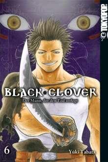 Yuki Tabata: Black Clover 06, Buch
