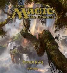James Wyatt: The Art of Magic: The Gathering - Zendikar, Buch