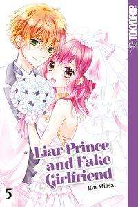 Rin Miasa: Liar Prince and Fake Girlfriend 05, Buch