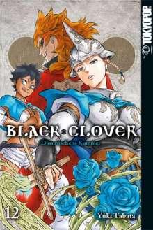 Yuki Tabata: Black Clover 12, Buch