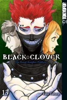 Yuki Tabata: Black Clover 13, Buch