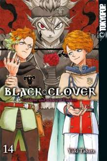 Yuki Tabata: Black Clover 14, Buch