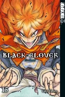 Yuki Tabata: Black Clover 15, Buch