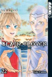 Yuki Tabata: Black Clover 22, Buch