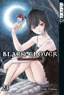 Yuki Tabata: Black Clover 23, Buch