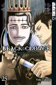 Yuki Tabata: Black Clover 25, Buch