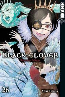 Yuki Tabata: Black Clover 26, Buch