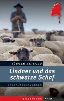 Jürgen Seibold: Lindner und das schwarze Schaf, Buch