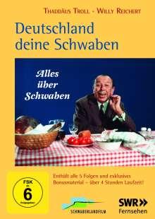 Willy Reichert - Deutschland deine Schwaben, 2 DVDs