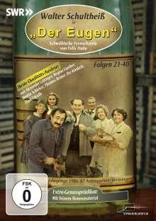 Der Eugen (Folgen 21-40), DVD