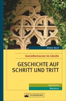 Dieter Buck: Geschichte auf Schritt und Tritt, Buch