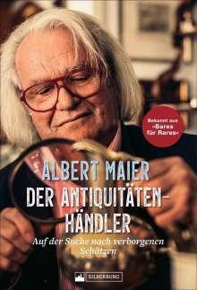 Albert Maier: Der Antiquitätenhändler, Buch