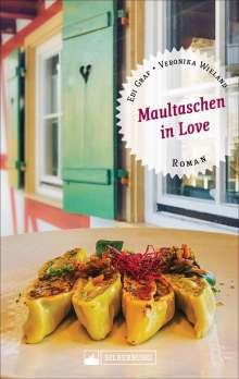 Edi Graf: Maultaschen in Love, Buch