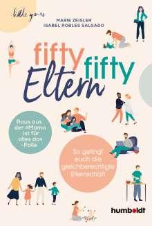 Marie Zeisler: Fifty-fifty-Eltern, Buch