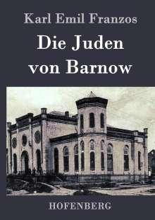 Karl Emil Franzos: Die Juden von Barnow, Buch