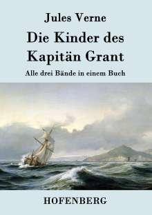 Jules Verne: Die Kinder des Kapitän Grant, Buch