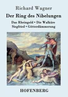 Richard Wagner: Der Ring des Nibelungen, Buch