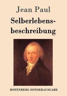 Jean Paul: Selberlebensbeschreibung, Buch
