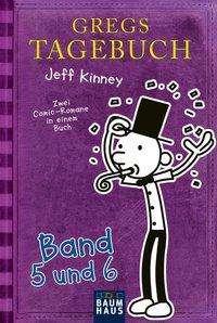 Jeff Kinney: Gregs Tagebuch - Band 5 und 6, Buch