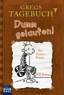 Jeff Kinney: Gregs Tagebuch 07 - Dumm gelaufen!, Buch