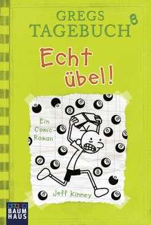Jeff Kinney: Gregs Tagebuch 8 - Echt übel!, Buch