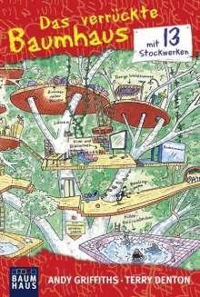 Andy Griffiths: Das verrückte Baumhaus 01 - mit 13 Stockwerken, Buch