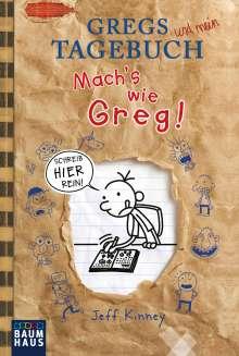 Jeff Kinney: Gregs Tagebuch - Mach's wie Greg!, Buch