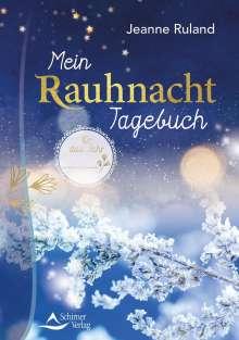 Jeanne Ruland: Mein Rauhnacht-Tagebuch, Buch