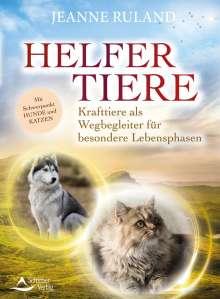 Jeanne Ruland: Helfertiere, Buch