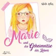 Nikola Adler: Marie und die Geheimnisse des Lebens, Buch