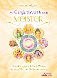 Jeanne Ruland: Die Gegenwart der Meister, Buch