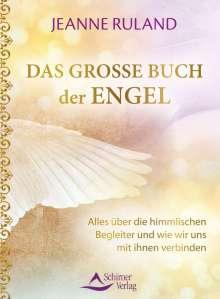 Jeanne Ruland: Das große Buch der Engel, Buch
