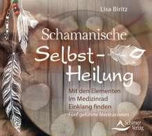 Lisa Biritz: CD Schamanische Selbst-Heilung, CD