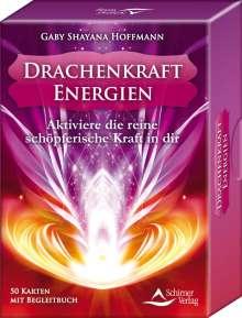 Gaby Shayana Hoffmann: Drachenkraft-Energien, Buch