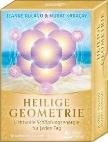 Jeanne Ruland: Heilige Geometrie, Diverse