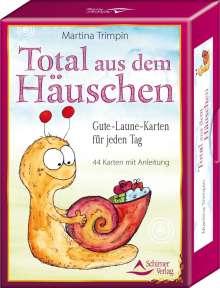 Martina Trimpin: Total aus dem Häuschen, Buch