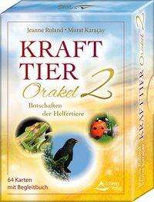 Jeanne Ruland: Krafttier-Orakel 2, Buch