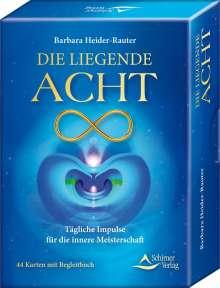 Barbara Heider-Rauter: Die liegende Acht - SET, Buch