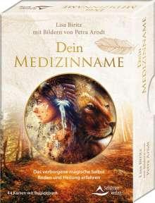 Lisa Biritz: Dein Medizinname - Das verborgene magische Selbst finden und Heilung erfahren, Buch