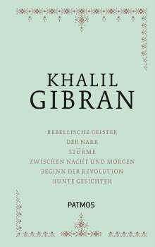 Khalil Gibran: Khalil Gibran Sämtliche Werke Band 2, Buch