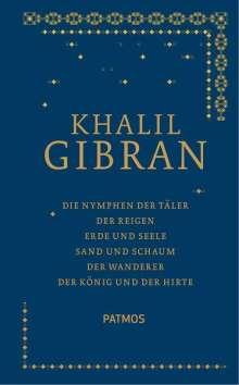 Khalil Gibran: Sämtliche Werke Band 3, Buch