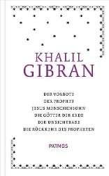 Khalil Gibran: Sämtliche Werke - Band 4, Buch