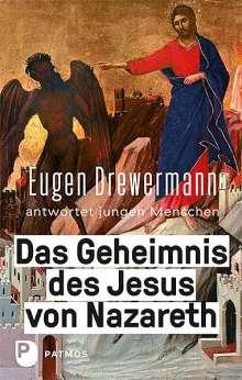 Eugen Drewermann: Das Geheimnis des Jesus von Nazareth, Buch