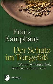 Franz Kamphaus: Der Schatz im Tongefäß, Buch