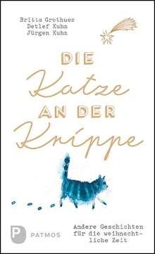Britta Grothues: Die Katze an der Krippe, Buch
